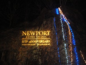 City of Newport 375th Anniversary - Ballard Park